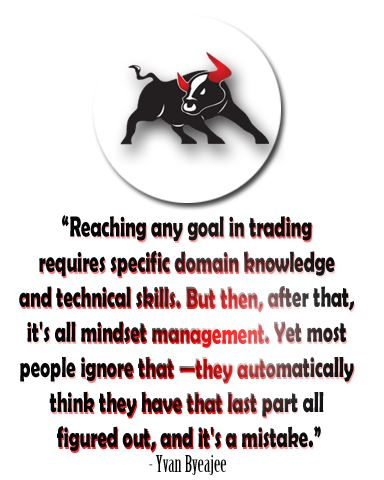 Market Trend Trading Logo